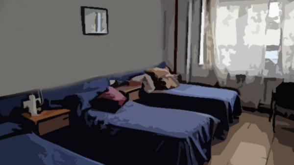 habitaciones residencia las nieves 01